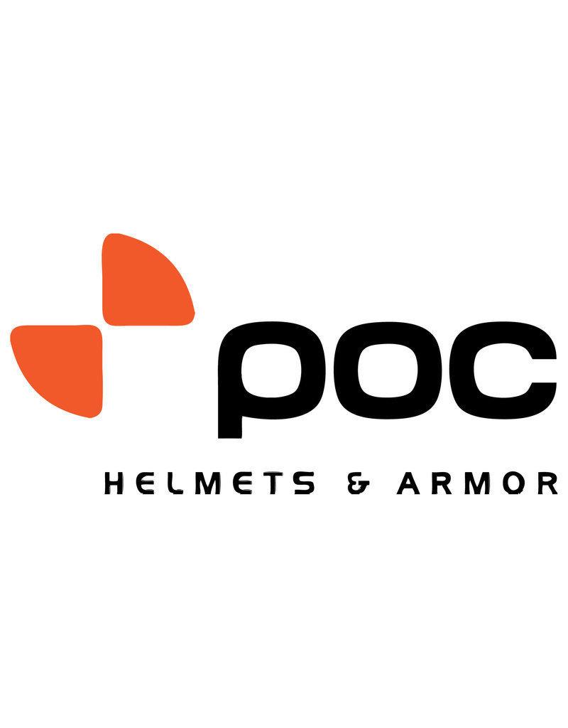 POC POCito Skull Helmet Fluorescent Orange Adjustable