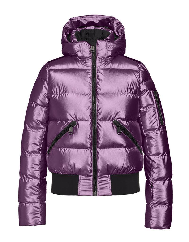 Goldbergh Aura Dames Ski Jas No Fur Orchid