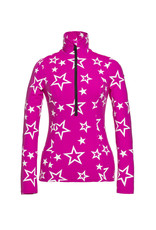 Goldbergh Clarisse Dames Ski Pully Wow Pink