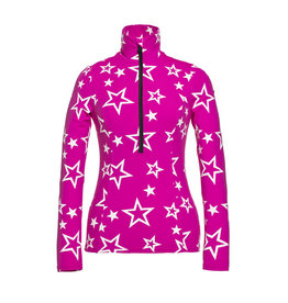 Goldbergh Clarisse Dames Ski Pully Wow Pink