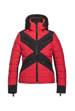 Goldbergh Cross Dames Ski Jas Ruby Red