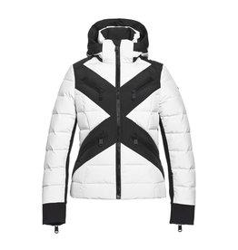 Goldbergh Women's Cross Ski Jacket White