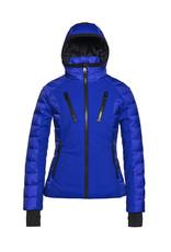 Goldbergh Fosfor Dames Ski Jas Electric Blue