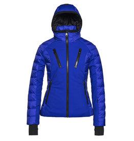 Goldbergh Women's Fosfor Ski Jacket Electric Blue