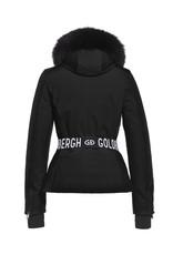 Goldbergh Hida Dames Ski Jas Faux Fur Black