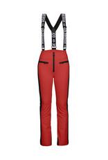 Goldbergh Women's High End Ski Pants Ruby Red
