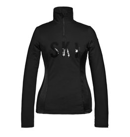 Goldbergh Hila Dames Ski Pully Black