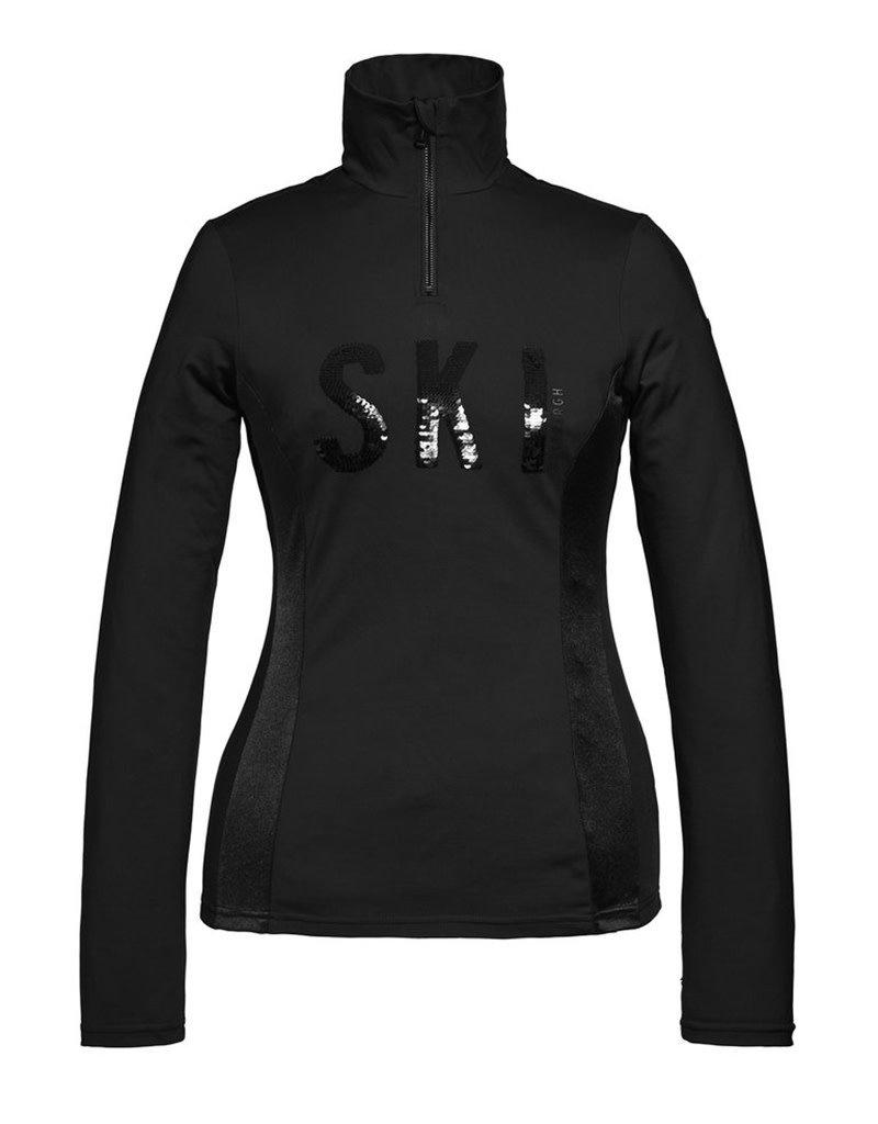 Goldbergh Hila Dames Ski Pully Black