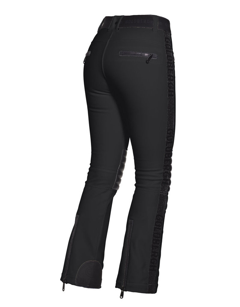 Goldbergh Women's Rocky Ski Pants Long Black