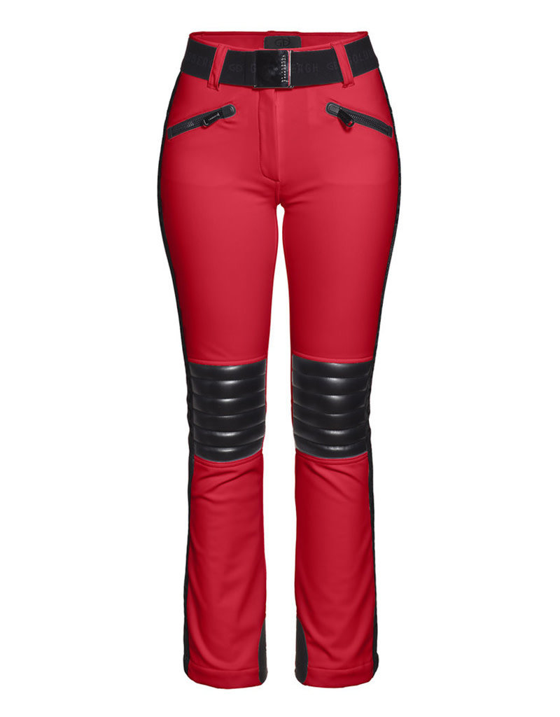 Goldbergh Women's Rocky Ski Pants Ruby Red