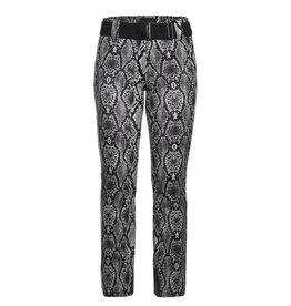 Goldbergh Women's Diamond Ski Pants Sand Python