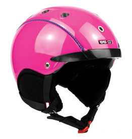 Casco Mini Pro 2 Kinder Skihelm Roze