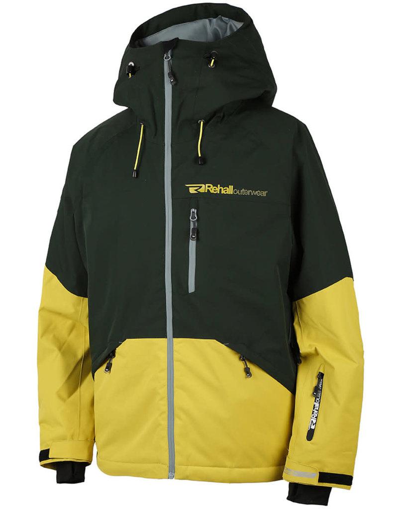 Rehall Aspen-R Ski Jas Dark Olive