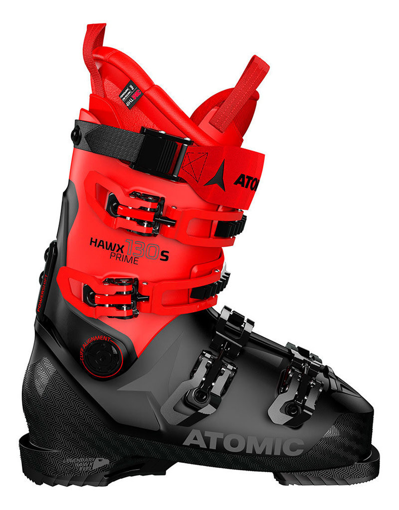 Atomic Hawx Prime 130 Black Red