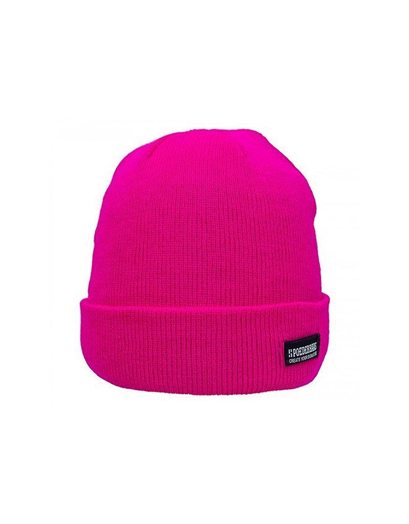 Poederbaas Colourfull Basic Roze