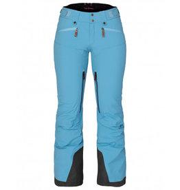 Elevenate Women's Zermatt Ski Pants Aqua Blue