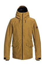Quiksilver Drift Jacket Golden Brown