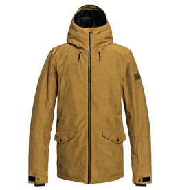 Quiksilver Drift Jacket Golden Brown