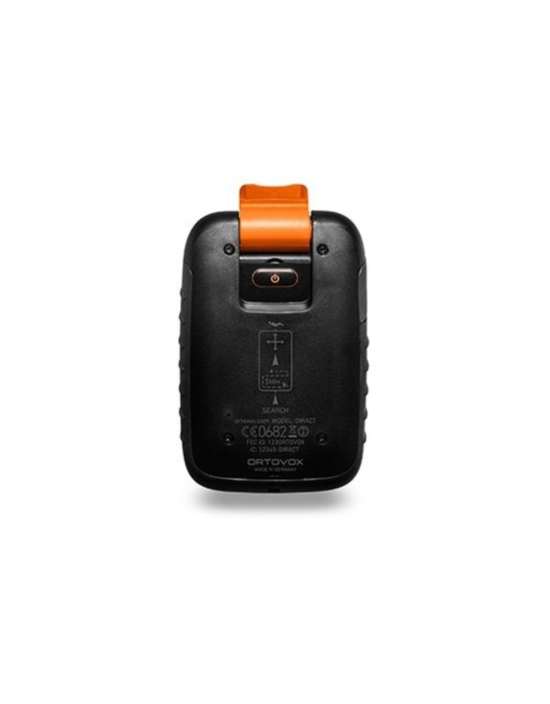 Ortovox Diract Voice Avalanche Transceiver