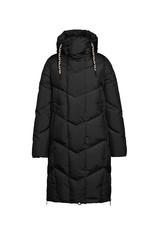 Goldbergh Adele Coat Black