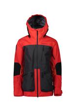 Peak Performance Vertical Pro Jacket Racing Red Motion