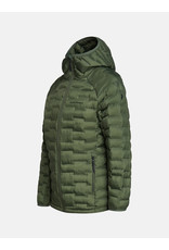 Peak Performance Argon Light Heren Hooded Jacket Thrill Green