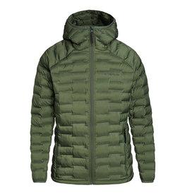 Peak Performance Men's Argon Light Hooded Jacket Thrill Green