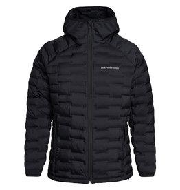peak Argon Light Hood Jacket Black