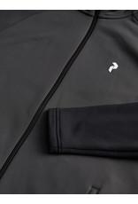 Peak Performance Rider Zip Jacket Motion Grey Black