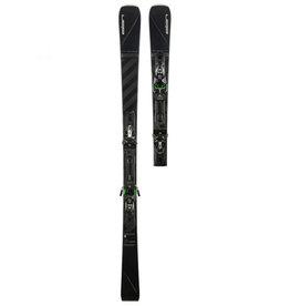Elan Voyager Fusion X Black + EMX 12 FX Lock Binding
