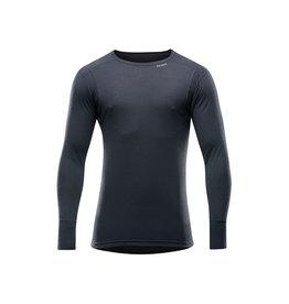 Devold Hiking Heren Shirt Zwart