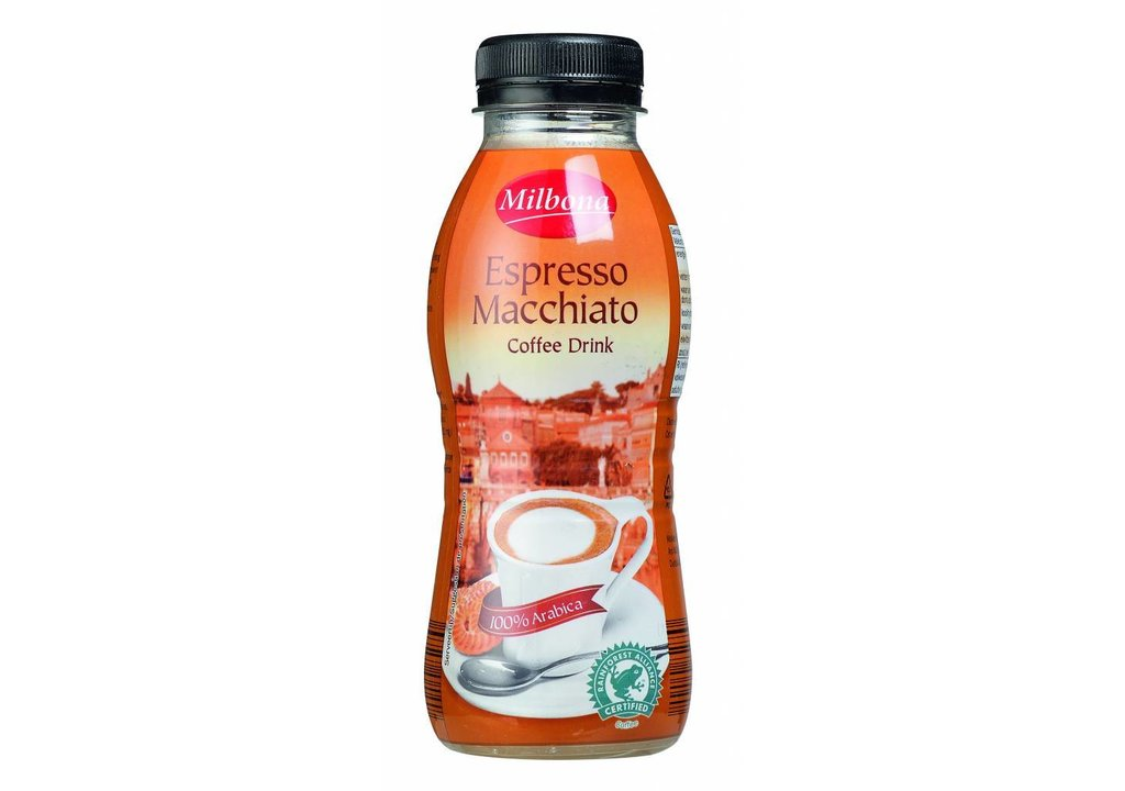 MILBONA Koffiedrank Espresso Macchiato