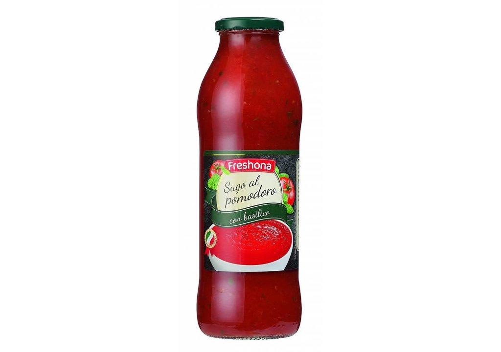 FRESHONA PREMIUM Tomatensaus met basilicum