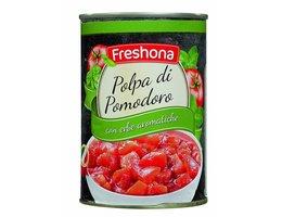 FRESHONA Tomatenblokjes met kruiden
