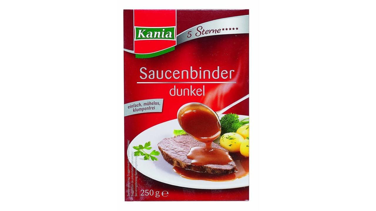 KANIA Sausbinder donker