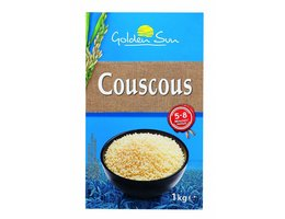 GOLDEN SUN Couscous