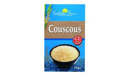 GOLDEN SUN Couscous