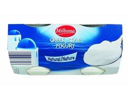 MILBONA Yoghurt op Griekse wijze natuur