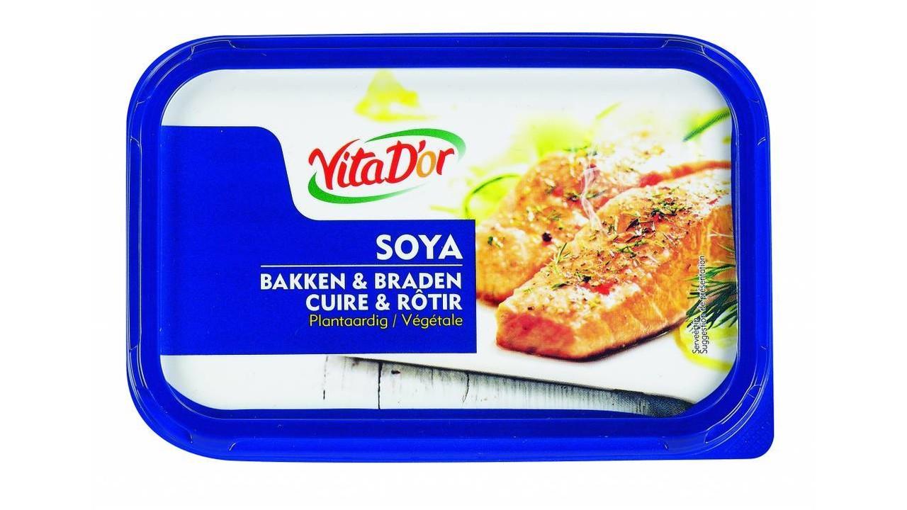 VITA D'OR Soya margarine bakken & braden