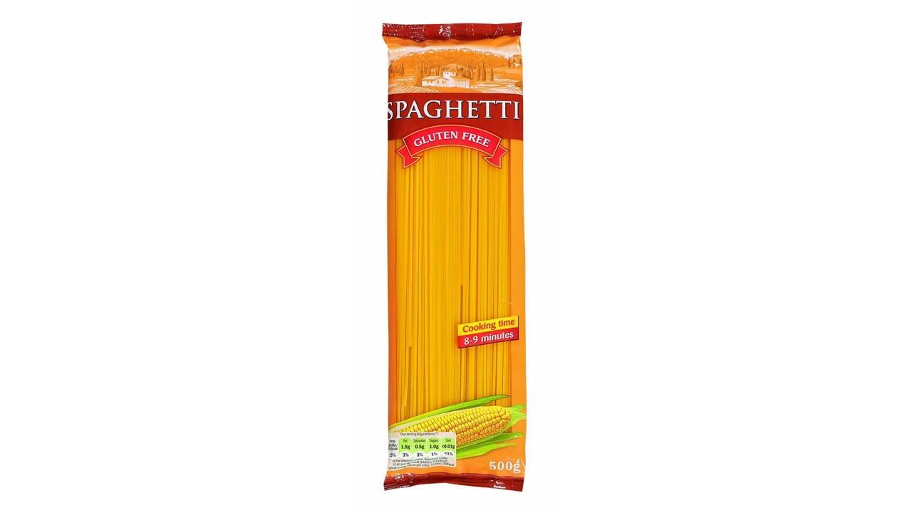 Glutenvrije spaghetti