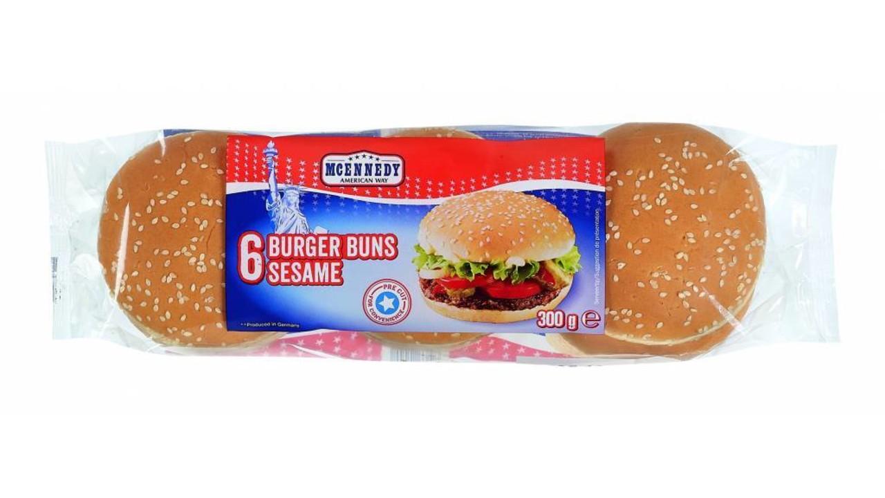 MCENNEDY Hamburgerbroodjes