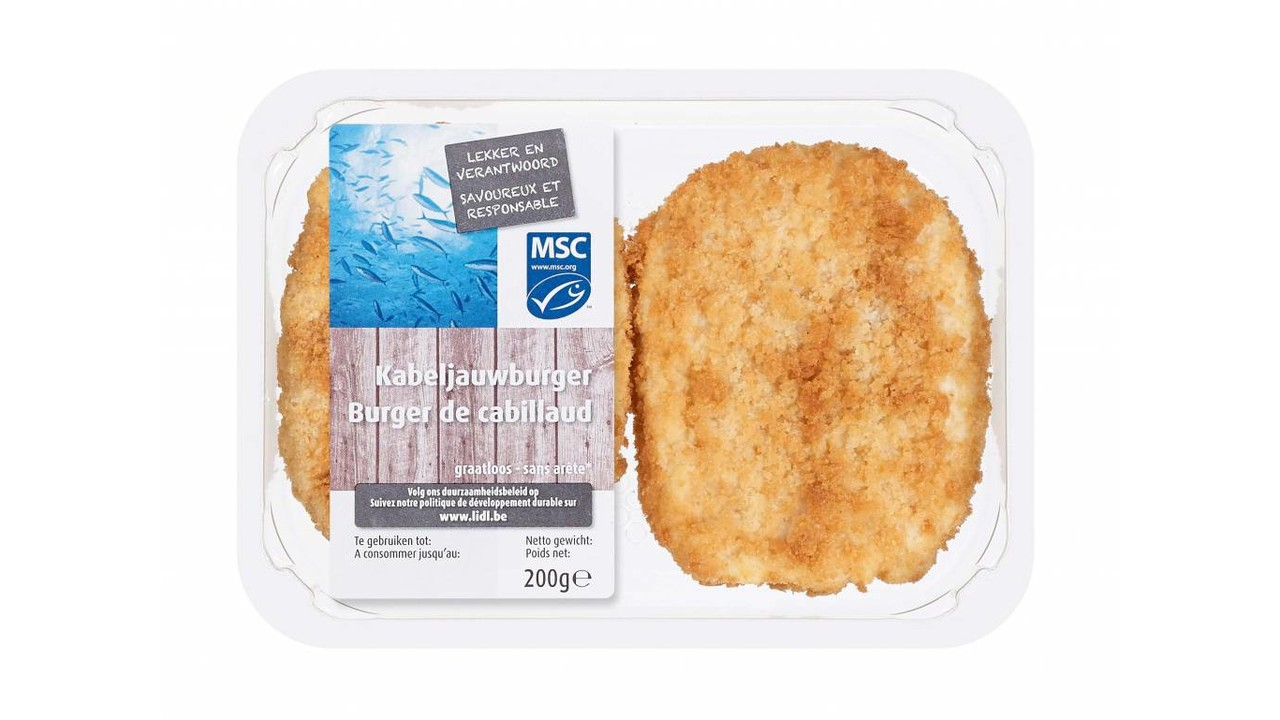 MSC Kabeljauwburger
