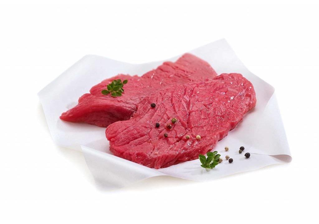 Gepelde steak