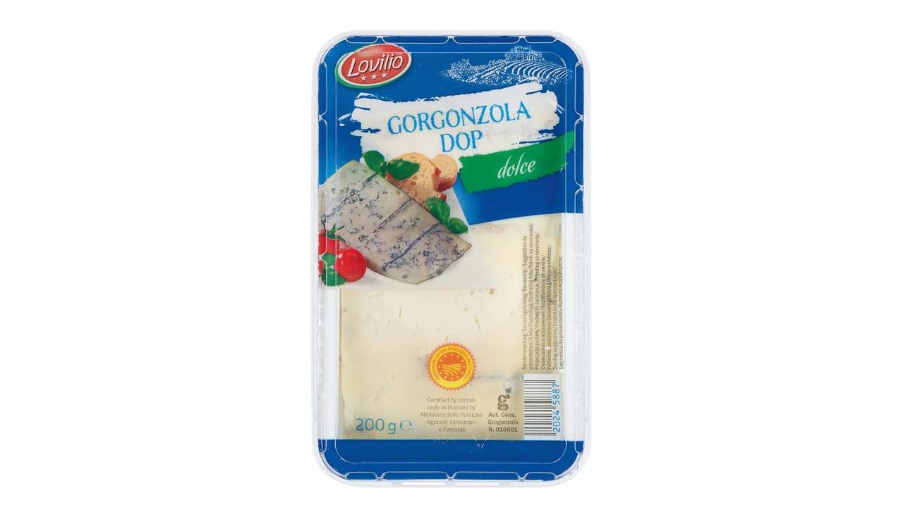 LOVILIO Gorgonzola zacht