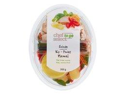 CHEF SELECT TO GO Saladebowl kip-curry
