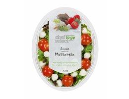 CHEF SELECT TO GO Saladebowl mozzarella