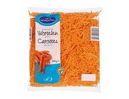 SALADINETTES Geraspte worteltjes