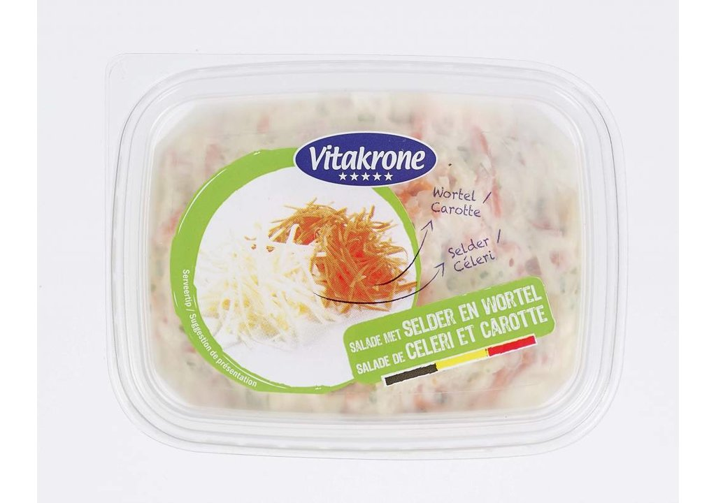 VITAKRONE Selder-wortelsalade