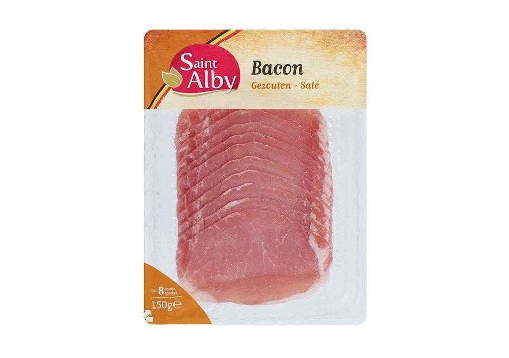 SAINT ALBY Gezouten bacon