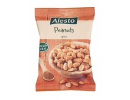 ALESTO Pinda's spicy